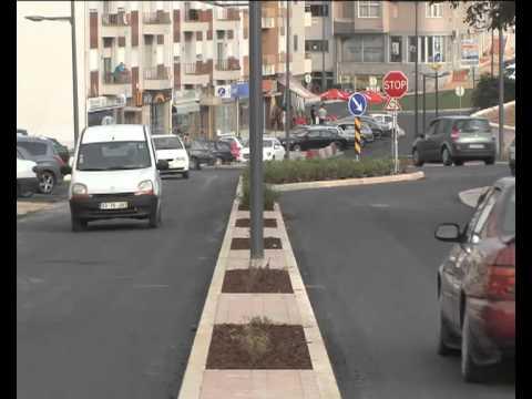 Inauguração Alameda da Cidade, em Oliveira do Bairro