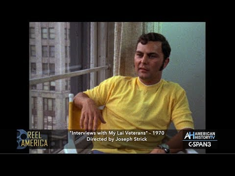 """""""Interviews with My Lai Veterans"""" (1970) Reel America Preview"""
