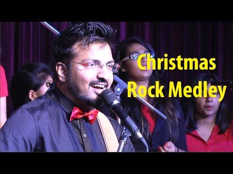 Christmas Rock Medley | Ebenezer Premkumar | Timeless Christmas 2016