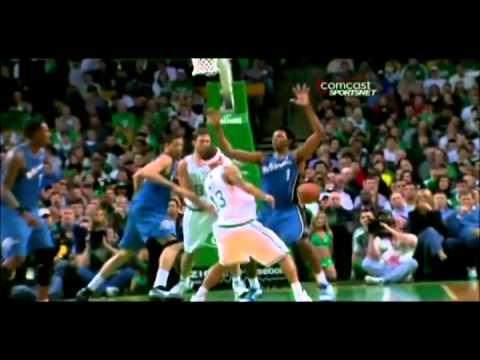 Delonte West reunites with the Celtics