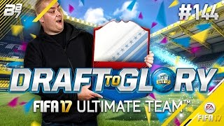 DRAFT TO GLORY! WE PACK A RETRO!!!! #144   FIFA 17 ULTIMATE TEAM
