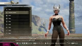 Soul Calibur VI All Sexy Outfits & Bikinis