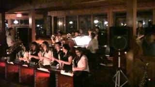 Wisconsin Dells High School Jazz Ensemble (2013) - Medley of Songs