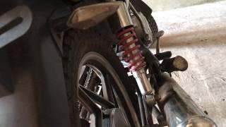 Мини-обзор мотоцикла NF 150 8a