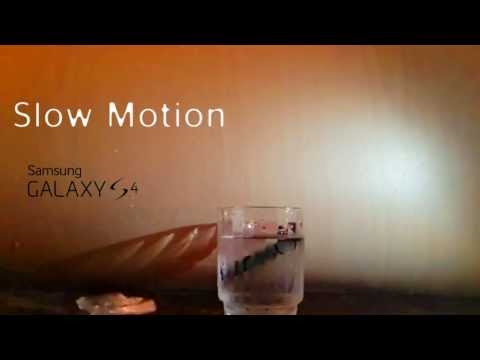 Slow Motion - Water