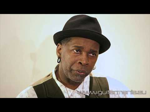 LIVING COLOUR - Interview with Vernon Reid