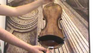Jacobus Stainer violin # 054
