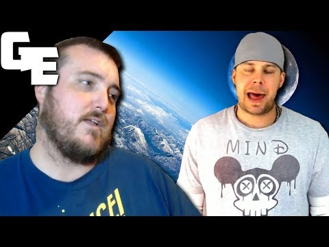 Flat Earth Rapper Proves Nasa Lies And Gravity Is Fake || Flat Earth Debunked