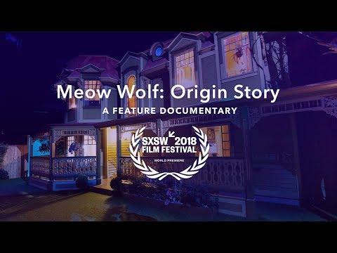 meow wolf origin story