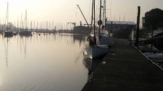 Cape Cutter 19 - Zephyr does the Solent - March 2011