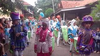 Drumband Gp Raudatul jannah. Babadan Japura Bakti Astanajapura Cirebon