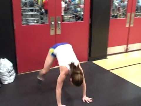 Chest To Floor Burpees Geoff Morehart Fitness Youtube