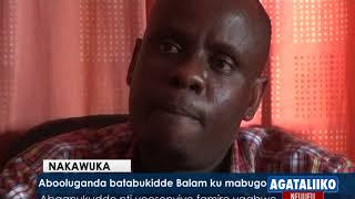 Abooluganda batabukidde Balam ku mabugo thumbnail