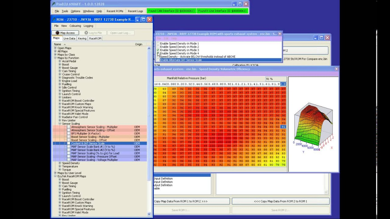 Ecutek Subaru, Mitsubishi and Mazda Tuning Software - EcuTeK