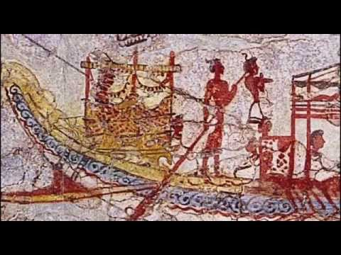 Les MINOENS  Crète, une  civilisation engloutie : Arte France   03 07 2014
