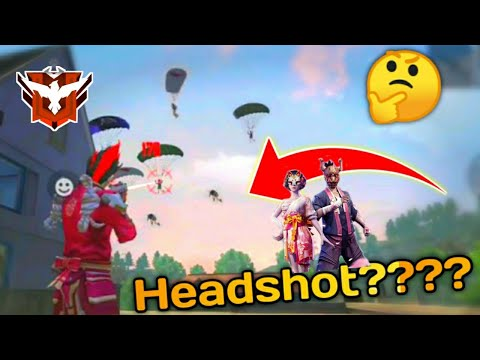 Legend Is Back Again || Headshot King Of Free Fire🔥 Montage || - Shabir Lama
