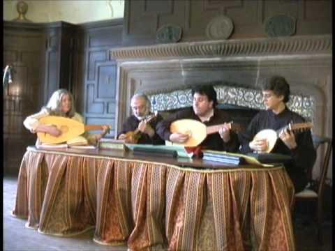 Renaissance Lute Music—Lute Consort—Pacoloni's Battaglia