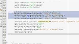 Java prog#69. How to add a Jfreechart Graph or Line chart to a panel in netbeans java