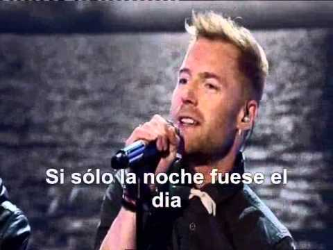 No matter what - Boyzone (Ft. Westlife) Subtitulos en Español.wmv