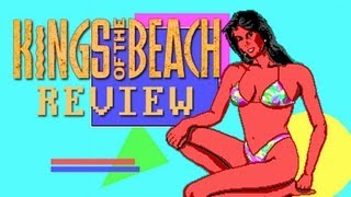 LGR - Kings of the Beach - NES / PC Game Review