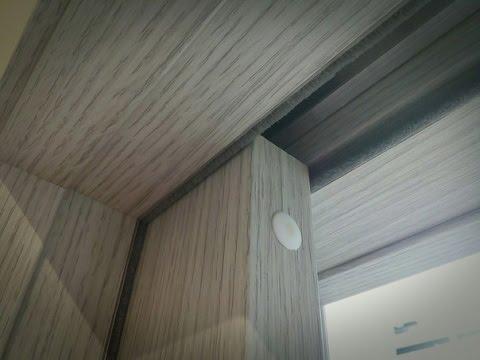 Дверь в пенал.  Часть 2. Секреты облагораживания проёма.