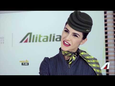 Alitalia Airlines Relaunched (ALITALIA)