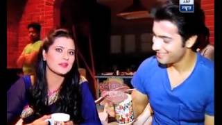 Kasam Tere Pyar Ki Drunk Rishi is so into Tanu