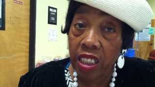 Reaction to Trayvon Martin Verdict:Ora Lee Green Thumbnail
