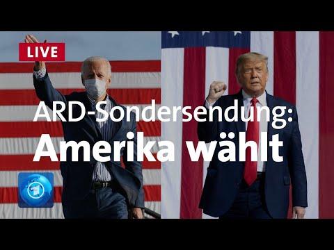 Amerika wählt: Wer wird der nächste Präsident?   US-Wahl 2020