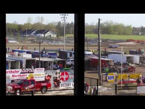 MWM Heat 1 Viking Speedway 5/6/17