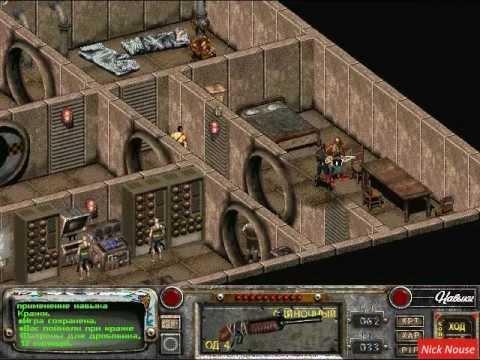 Fallout 2 Прохождение 009 Гекко Часть 3