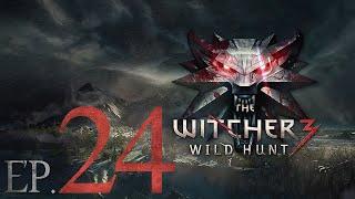 Wiedźmin 3: Dziki Gon [PL] 1080p 60fps # 24 - Krzywuchowe Moczary