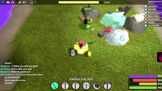 ATTACKING RANDOM PEOPLE AND PVP WITHOUT ARMOUR!| Roblox Booga Booga| Roblox Gaming