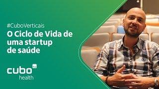 #CuboVerticais - O Ciclo de Vida de uma startup de Saúde