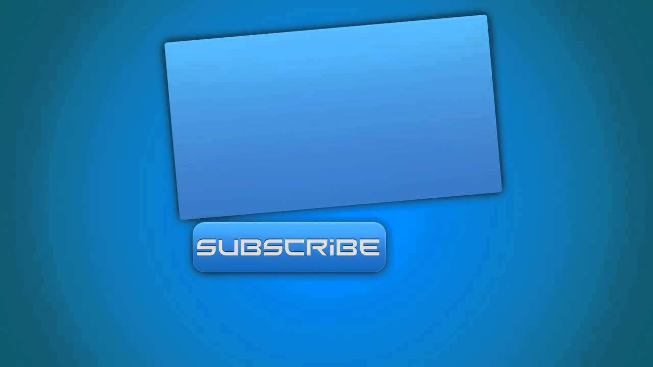 Sony Vegas Pro 12 Outro template Free Downloaded - YouTube