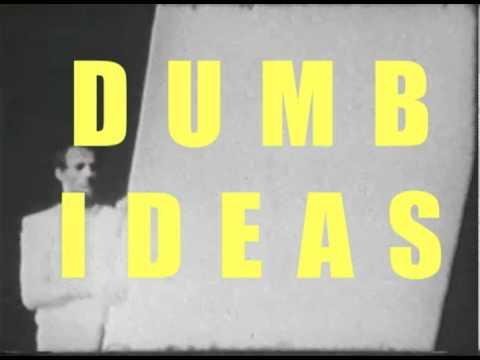 DUMB IDEAS (wood) (2010)