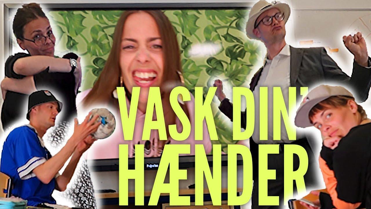 HipSomHap - Vask Din' Hænder (musikvideo)