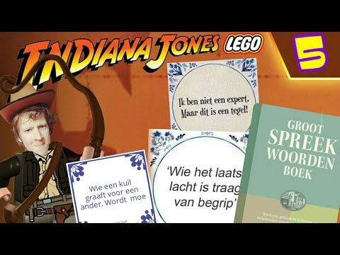 Nederlandse Spreekwoorden... - LEGO Indiana Jones: The Original Adventures #5