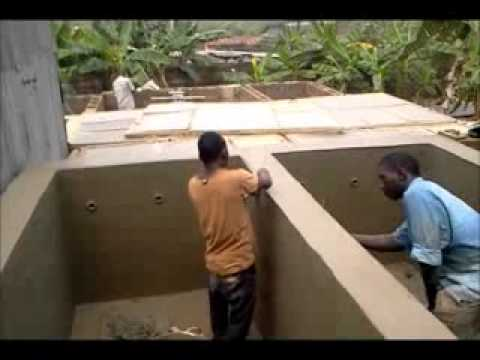 EFFECTIVE PLASTERING OF FISH POND