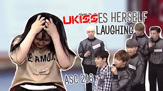 Video ASC 216: Jimin U-Kisses Herself Laughing download MP3, 3GP, MP4, WEBM, AVI, FLV Juli 2018