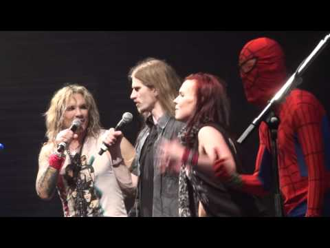 Steel Panther - Number Of The Beast & Party All Day - Amager Bio 15/03/12 1080p