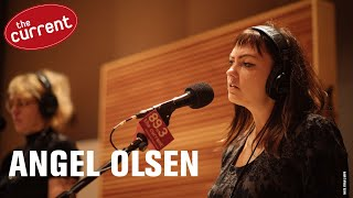 Angel Olsen - three songs at The Current (2019)