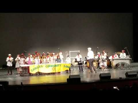 Samara Community School Bronx Arts Music Festival