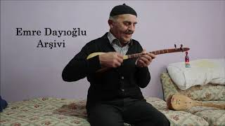 Sabri Özdemir Gurbet Havası [EMRE DAYIOĞLU ARŞİVİ] Video