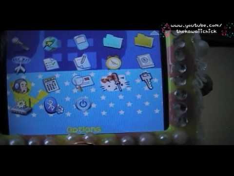 Blackberry Pearl 8120 Review: Kawaii! :)