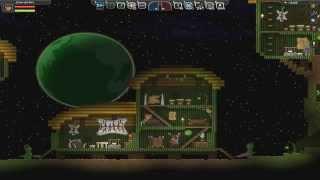 Starbound Деревня флоран Старбаунд Координаты планеты