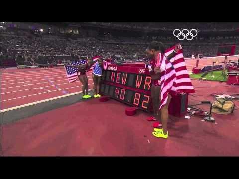 London Olympics 2012 Highlights