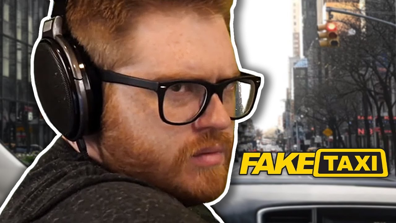 I HOSTED MY OWN FAKE TAXI