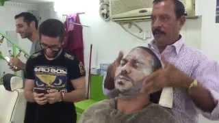 Pakistan Barber in Kuwait