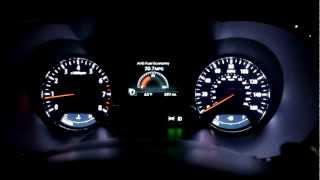 Kia optima 2.0t acceleration